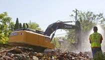 Why more demolitions won't stop Detroit's blight