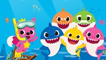 Doo doo doo doo doo doo you know that 'Baby Shark Live!' is coming to Detroit this fall?