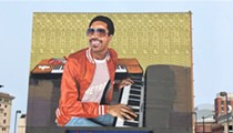 Detroit's Stevie Wonder mural is finally finished
