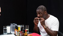 Idris Elba praises HellFire Detroit hot sauce on 'Hot Ones,' the world's spiciest interview show