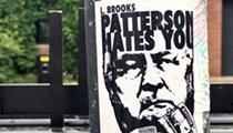 R.I.P. L. Brooks Patterson, a racist