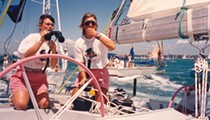 All-female crew makes history in yacht doc 'Maiden'