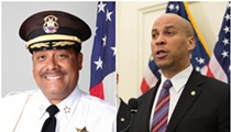 Wayne County Sheriff Napoleon endorses Cory Booker for president