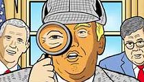 Sherlock Trump