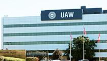 Federal agents raid home of UAW president as part of ongoing corruption probe