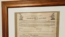 White Muskegon cop fired after KKK memorabilia found at his home