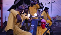 Deluxx Fluxx welcomes KOKOKO! — the Congolese band that turns trash into techno