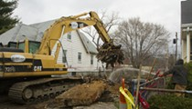 House owned by critic of Detroit's demolition program was mysteriously demolished