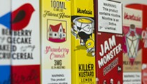 Michigan's ban on flavored vaping products faces last-minute challenge