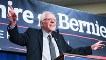 Bernie Sanders unveils plan to legalize marijuana