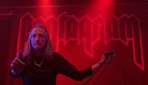 Doom metal pioneers Pentagram will stop at the Sanctuary in Hamtramck