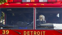 Decades-long Devil's Night is dead in Detroit, with fires disappearing on Halloween Eve