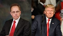 Could re-election of foul-mouthed Mayor Fouts be a harbinger for Trump's second term?