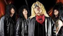 Metro Detroit cover band Wrëking Crüe celebrates five years of Mötley Crüe debauchery at Token Lounge