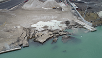 Elected officials, environmental activists hosting meeting over Detroit riverbank collapse