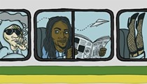 Riding the bus with Gary Winslow: Frontin'