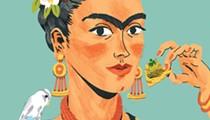 DIA celebrates Frida Kahlo's birthday with cake, mariachi band, and extra hours