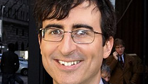 John Oliver takes swipe at financing arrangement for new Detroit Red Wings arena