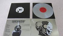 'Robocop' score reissued, streaming now