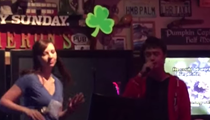 Here's Daniel Radcliffe rapping 'The Real Slim Shady' at karaoke