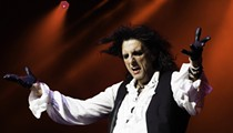 Alice Cooper extends tour and, shocker, he's coming back to metro Detroit