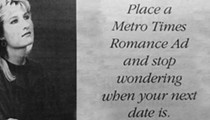 Did you meet your true love using Metro Times' classified ads in the '80s and '90s? We want to know!