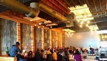 Ferndale's GreenSpace Cafe vegetarian restaurant and bar opens to the public tomorrow