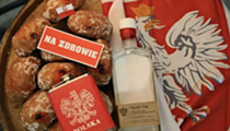 A limited run of paczki-flavored vodka is here, thanks to Detroit City Distillery