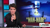 Watch Rachel Maddow push the Flint issue further