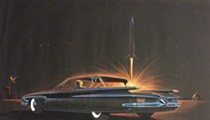 Scarab Club to exhibit Detroit's 'Golden Age' automotive designs