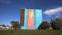 Threatened Detroit mural drew mixed reactions