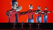 Kraftwerk will return to Detroit for 3D 50th anniversary tour
