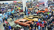 The cars of 'Ford v Ferrari' will take center stage at the 68th annual Autorama in Detroit
