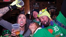 A smallish guide to partying in Detroit on St. Patrick's Day