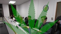 Inside last night's hearing on Hamtramck's proposed anti-pot law