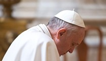 The Pope's on Instagram