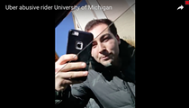 Video: University of Michigan student verbally assaults Uber driver