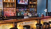 Wyandotte bar is in ship-shape
