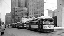 A few thoughts on Detroit's 60 years without streetcars