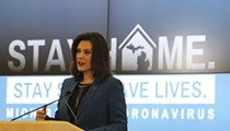 Whitmer extends stay-at-home order into May but allows some businesses to reopen