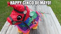 Go ahead and party this Cinco de Mayo, just please skip the fake mustaches