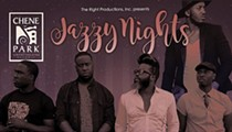Jazzy Nights at Chene Park kicks off tonight