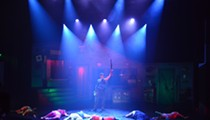 """The bloody fun of """"Evil Dead: The Musical"""" comes to City Theatre"""