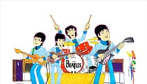 Legendary Beatles animator Ron Campbell appearing in West Bloomfield