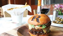 We tried the Rugby Grille's $55 foie burger