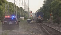 Man killed by Chicago-bound Amtrak in Royal Oak