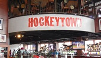 What does the new arena mean for Hockeytown Cafe?
