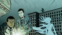 Detroit has a vampire problem in 'Corktown' comic