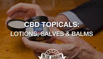 CBD Topicals - Salves, Creams and Balms