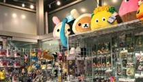 HiHi Toy Shop is a store for the crazy and the colorful